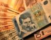Dinar od ponedjeljka jači prema evru za 0,09 odsto
