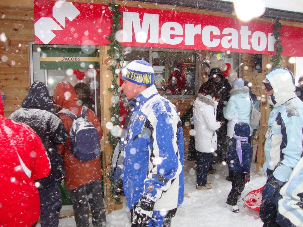 Neizvjesno skijanje na Bjelašnici i Igmanu