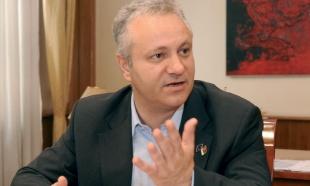 Dinkić predstavlja program MMF-u
