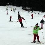 Na planini i danas veliki broj skijaša