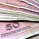 Prosječna neto plata u FBiH u junu 825 KM