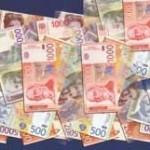 Dinar  bez promjene, kurs 101,28