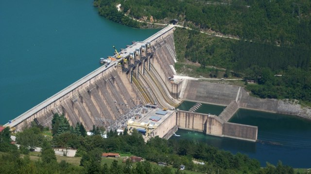 Rusi odustali od izgradnje hidrocentrala na Vrbasu