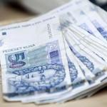 Samo osam odsto Hrvata s prvom platom većom od 790 evra