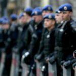 Počeo štrajk slovenačke policije
