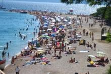 Na Makarskom primorju više od 45.000 gostiju