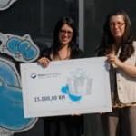 Student iz Kozarske Dubice osvojio 15.000 KM u Hypo nagradnoj igri
