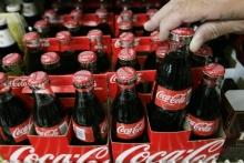 Koka-koline flaše bez zaštitnog znaka