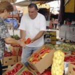 Prošlogodišnji prinosi povrća u RS znatno veći nego 2012. godine