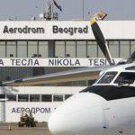 BG aerodrom: Pada broj letova