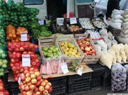 Agrarni proizvodi jeftiniji 11,8 odsto