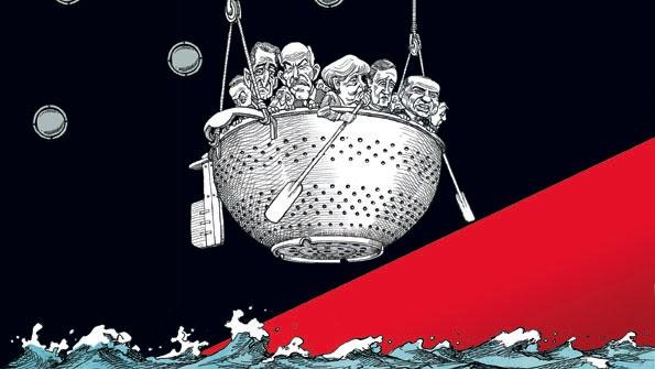 CAPITAL: Kraj evrozone siguran? Šta predlaže Rubini?