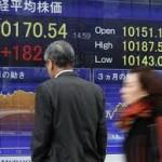 Azijske ulagače brinu ekonomska kretanja