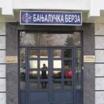 Na Banjalučkoj berzi ostvaren promet od 599.978 KM