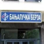 Na Banjalučkoj berzi ostvaren promet od 299.491 KM