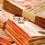 Kurs dinara u ponedeljak 123,17