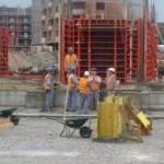 Pad vrijednosti građevinskih radova u Srbiji