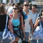 U septembru povećan broj turista