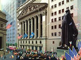 Cijene akcija na Wall Streetu prekinule šestodnevni pozitivni niz