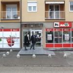 Prvi Maxi supermarket u Derventi