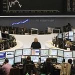 Evropske akcije u padu