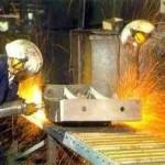 Slab rast industrijske proizvodnje u Indiji