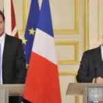 Kameron i Sarkozi o dužničkoj krizi