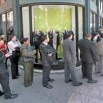 Slab rast zapošljavanja u SAD u aprilu