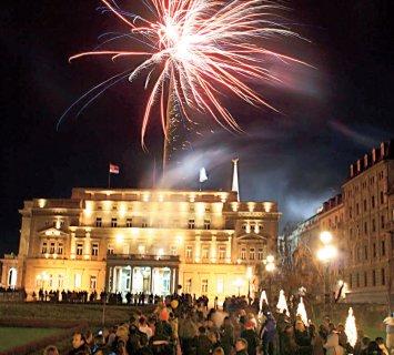 Za doček 2012. na otvorenom u Beogradu 200.000 evra