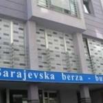 Na Sarajevskoj berzi ostvaren promet od 429.234 KM