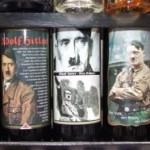 Rakija i vino sa likom Hitlera
