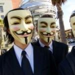 Anonimusi ruše Facebook