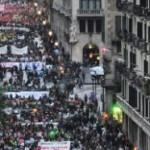 Masovni protest radnika