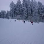 Novi snijeg na Kozari nastavlja sezonu skijanja