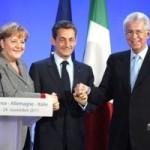 Susret Sarkozi-Monti-Merkel odgođen za februar