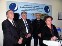 Milekić: ERS jedina u regionu uredno snabdijeva potrošače strujom