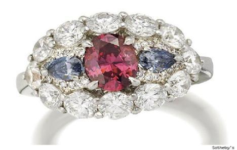 Pronađen veliki ružičasti dijamant