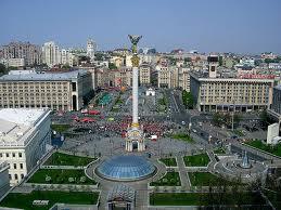 Demonstranti napuštaju zgradu gradske uprave u Kijevu
