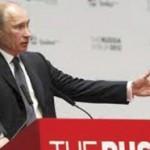 Putin: Arktik je naš zlatni rudnik