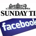 Sunday times optužio Facebook za špijunažu