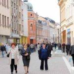 Mirna šetnja zbog smanjenja plata