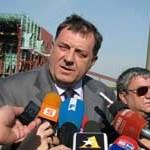 Dodik i Serdarov upoznati o toku pripremnih radova