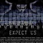 Cyberkriminalci napali Anonimuse