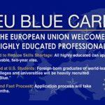 """Njemačka uvodi """"Plavu kartu EU"""""""