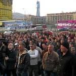 Oko 300 vojnika ostaje ispred zgrade institucija BiH