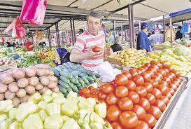 Veća septembarska prodaja na zelenim pijacama
