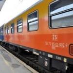 Željeznice Slovenije u minusu 12 mil. EUR