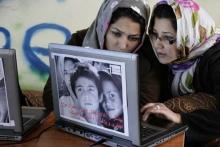 Kabulski internet kafe samo za žene