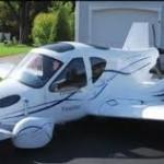 Predstavljen automobil sa krilima