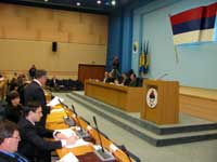 Razmotren Prijedlog zakona o izvršnom postupku